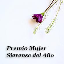 Premio Mujer Sierense del Año
